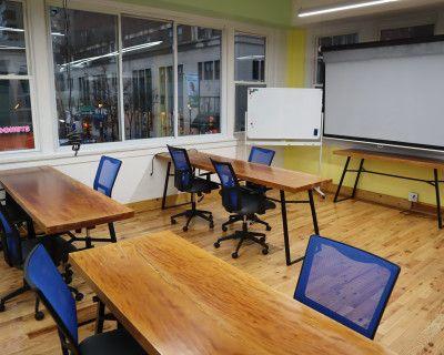 Collaborative Workshop/Event Space - Center City, Philadelphia, Philadelphia, PA