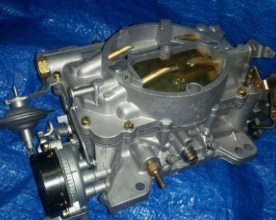 Cadillac Afb #3904 S Carburetor Engine Size 429 With Automatic Choke