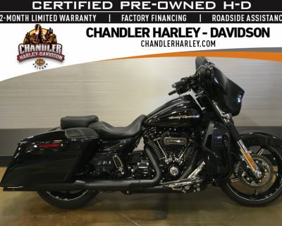 Certified Pre-Owned 2017 Harley-Davidson CVO Street Glide FLHXSE