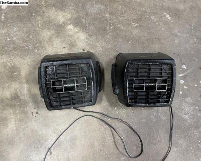 Dealer Accessory Pioneer Bug 70s Speakers Set
