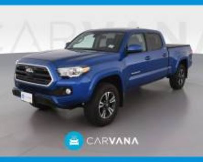 2018 Toyota Tacoma SR5 Double Cab 6.1' Bed V6 4WD Automatic