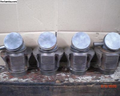 77 MM used pistons and cylinders