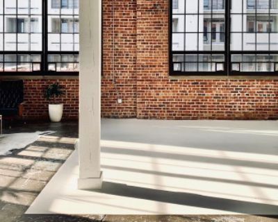 Natural Light, Loft-Style Photo Studio and Creative Space in the heart of RiNo, Denver, CO