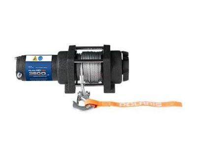 Oem Heavy Duty 3500 Lb. Winch 2014 Polaris Rzr 570 800 4 S