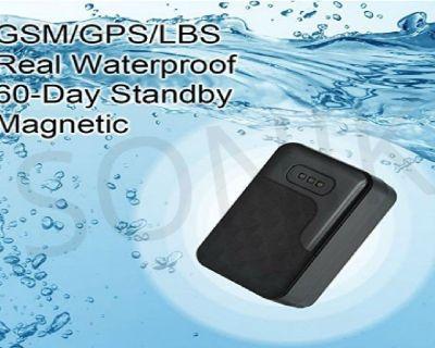 SONIK Mini Waterproof Magnetic GPS Tracker | SNK-G002