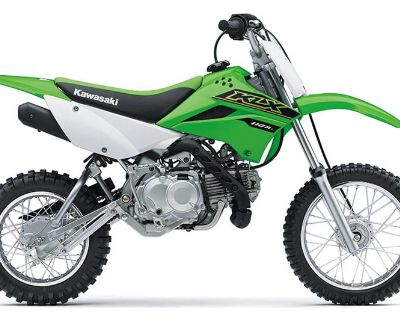 2021 Kawasaki KLX 110R L Motorcycle Off Road Tyler, TX