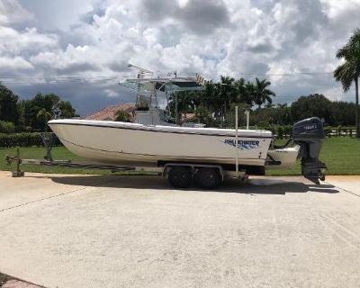 2003 Bluewater Sportfishing 2550