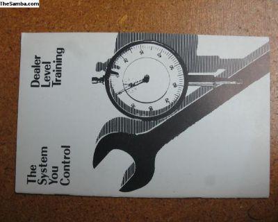 Dealer Level Training Carburetor tuning guide