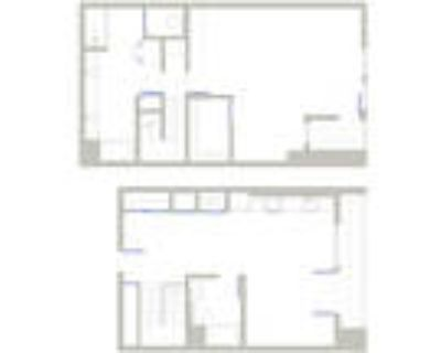 El Centro Apartments and Bungalows - Plan 23 - 1 Bedroom Townhouse