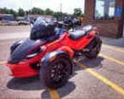 Very Very Good Conditions 2012 Can Am Spyder Rs S Se5