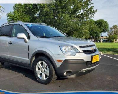 2014 Chevrolet Captiva Sport Fleet 2LS
