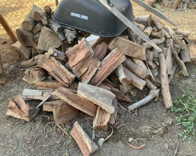Tons of Firewood! All for $150 (eucalyptus)