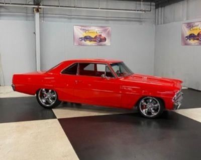 1967 Chevrolet Nova 2-door hardtop All-Steel Coupe