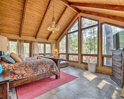 NEW! Ruidoso Mountain Home w/ Step-Free Access! - Ruidoso