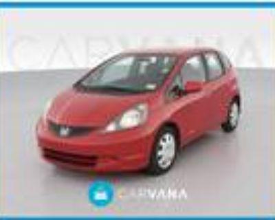 2012 Honda Fit Red, 63K miles