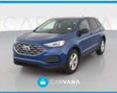 2020 Ford Edge Blue, 5K miles