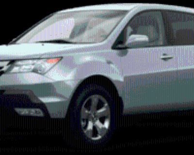 2008 Acura MDX Sport with Entertainment Package