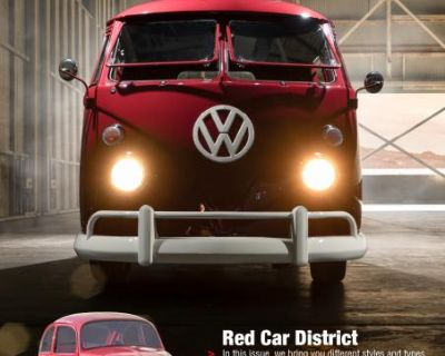 AirMighty Megascene Aircooled Issue # 43