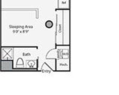 4 Leighton St #L0210, Cambridge, MA 02141 Studio Apartment