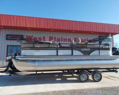 2021 Lowe SS210RFL TRIPLE LOG W/ MERCURY 150 PRO XS & TRAILER Pontoon Boats West Plains, MO