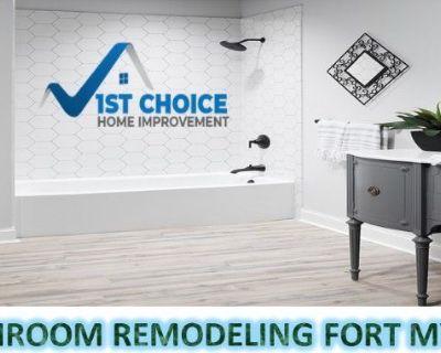 Best Bathroom Remodeling Contractor in Fort Myers
