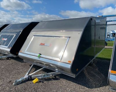 2022 SNO PRO 101X12 HYBRID Snowmobile Trailers Kaukauna, WI