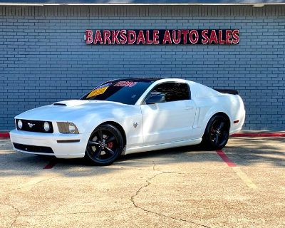 2009 Ford Mustang GT Coupe