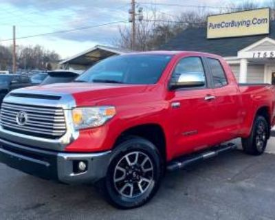 2016 Toyota Tundra Limited Double Cab 6.5' Bed 5.7L V8 4WD