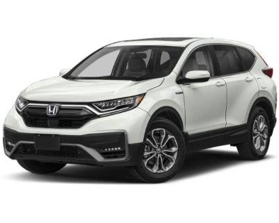 New 2021 Honda CR-V Hybrid EX-L AWD Sport Utility