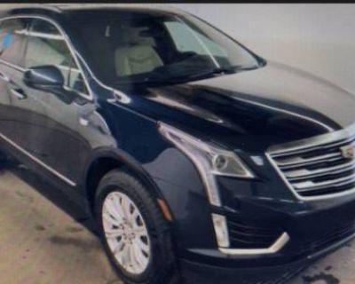 2017 Cadillac XT5 Standard