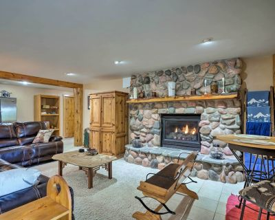 Spacious Black Forest Apt. 11 Mi from USAFA! - Black Forest