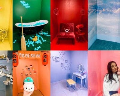 Urban Tempe Studio with 18 theme booths & backdrops, Tempe, AZ