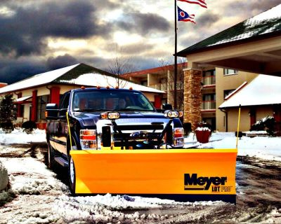 Meyer Products Lot Pro 8' Snow Plow Blades Erie, PA