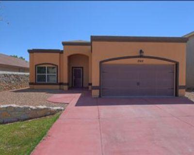 2912 Pebble Rock, El Paso, TX 79938 4 Bedroom Apartment