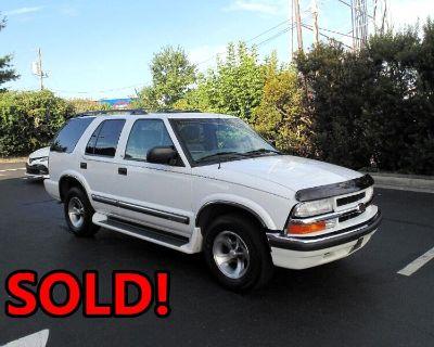 Used 2000 Chevrolet Blazer LT 4 DOOR 2WD