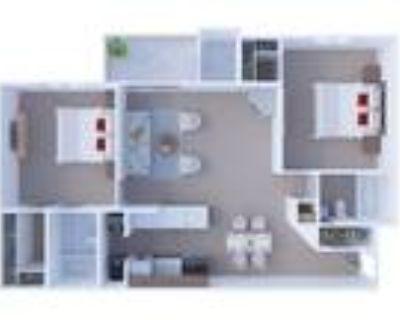 Windsor Estate Apartments - 2 Bedroom Floor Plan B3