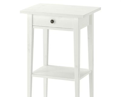 Wanted: Ikea Hemnes side table