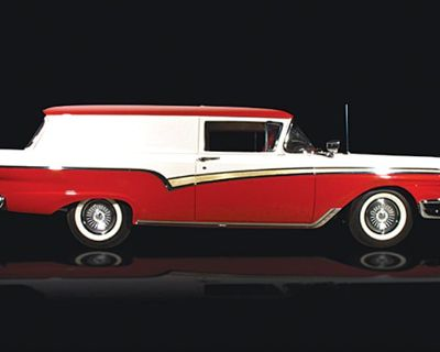 1957 Ford Courier 2 DR. Wagon