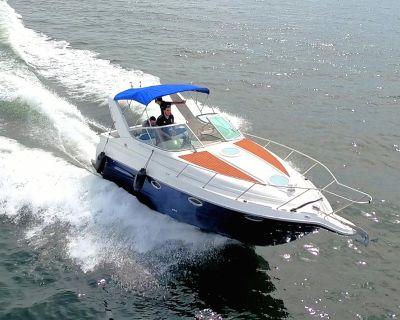 2002 Maxum 2900 SCR