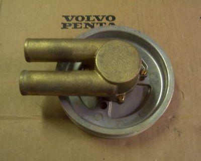 Volvo Penta 4.3 5.0 5.7 Gsi Gxi Raw Water Pump 21214599
