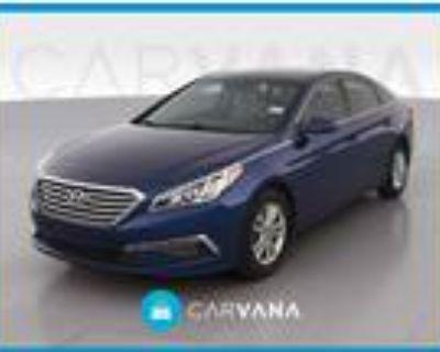 2015 Hyundai Sonata Blue, 64K miles