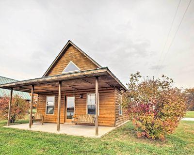 Cozy 1BR + Loft Columbia Cabin on 27-acre Lake! - Columbia