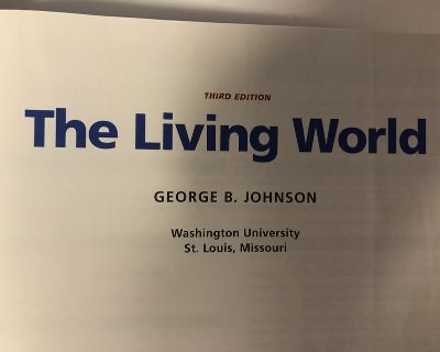 The Living World 3rd Edition