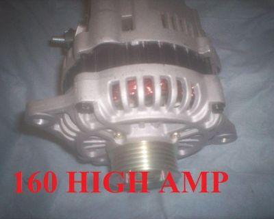 High Amp Alternator 95-94 93 1992 Mazda Mx3 1.8l 97-93 Ford Probe 2.5l Generator