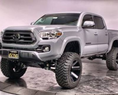 2020 Toyota Tacoma SR5 Double Cab 5' Bed V6 2WD Automatic