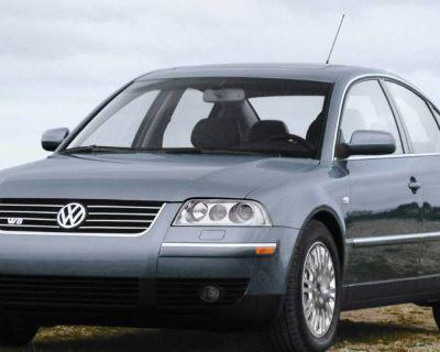 2004 Volkswagen Passat GL