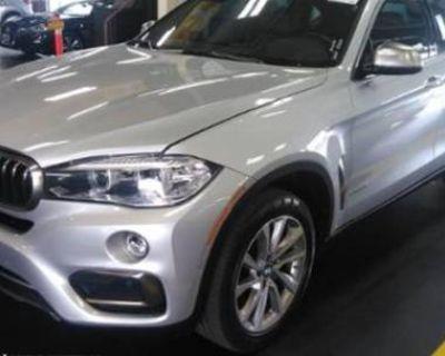 2018 BMW X6 35i