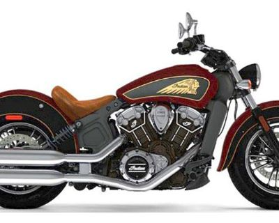 2017 Indian Scout ABS Cruiser Fort Worth, TX