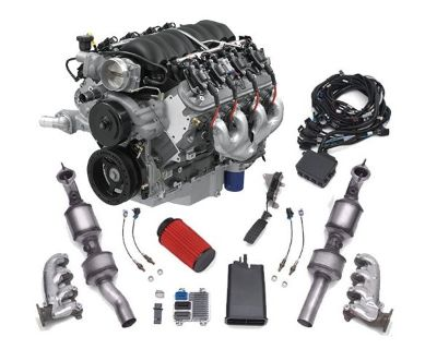 LS3 ERod Engine - 6.2L 430hp, New in Crate, Never Used. Complete- Ready to Go