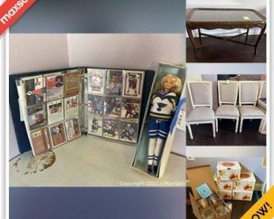 Los Angeles Downsizing Online Auction - Terra Bella Street